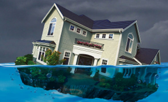 Is your home value underwater?